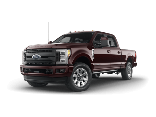2019 Ford Superduty F-350 Platinum Truck